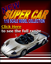 New Super Cars - click here to see the full range