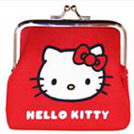 HELLO KITTY  CLASSIC COIN PURSE