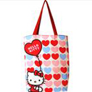 HELLO KITTY LOVE BUBBLE TOTE