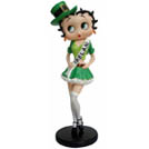 BETTY BOOP IRELAND COSTUME  FIGURE