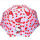 HELLO KITTY LOVE BUBBLE UMBRELLA